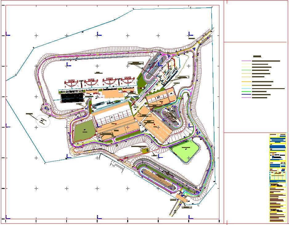 Κυκλοφοριακή Μελέτη & Χώροι στάθμευσης Ολυμπιακού Σκοπευτηρίου στο Μαρκόπουλο Αττικής (μελέτη προσφοράς)