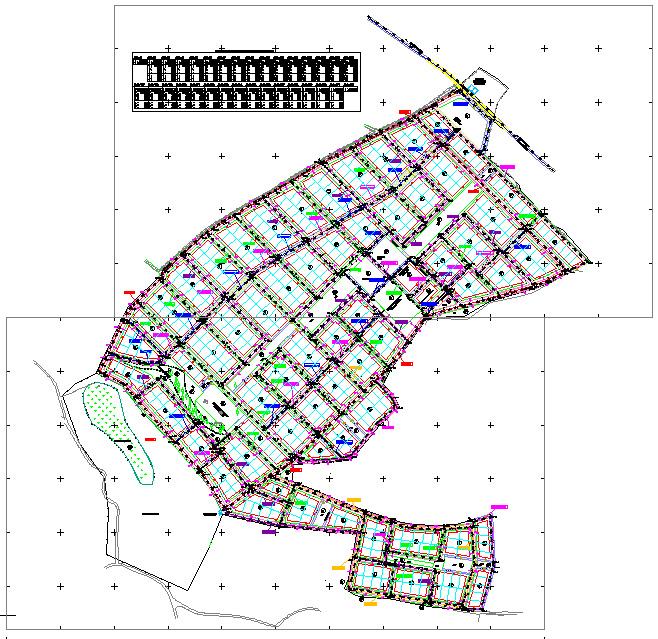 Κυκλοφοριακή μελέτη - Μελέτη αστικής Οδοποιίας του ΠΕΡΠΟ Ταρανα – Κραψιτη στο Δήμο Πρεβεζας