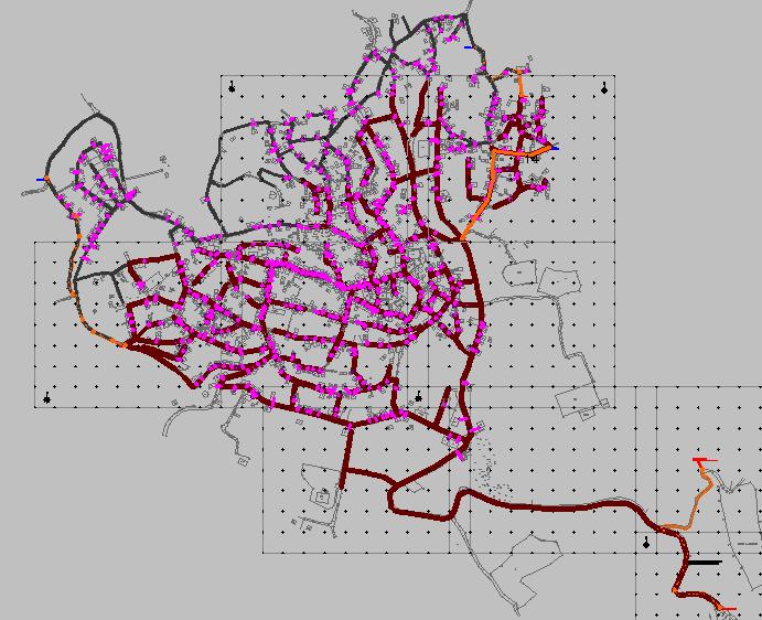 Δίκτυα Αποχέτευσης Ακαθάρτων Οικισμών